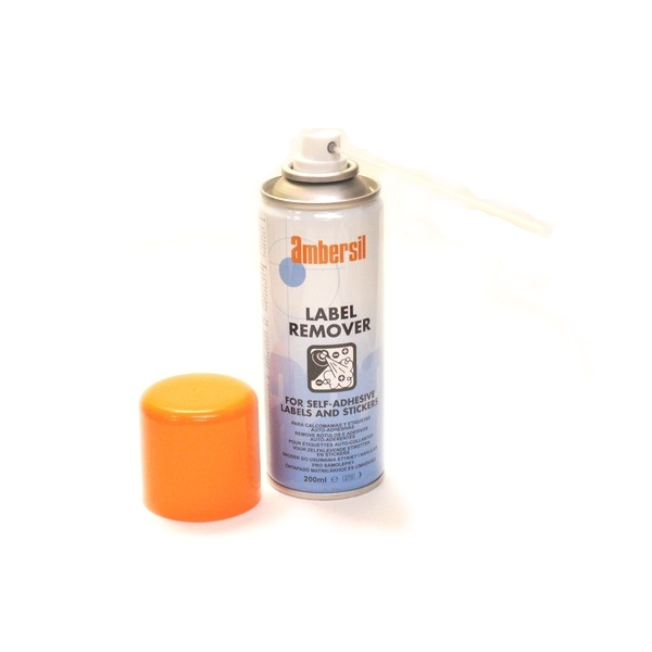 Ambersil Label Remover - Lid Off