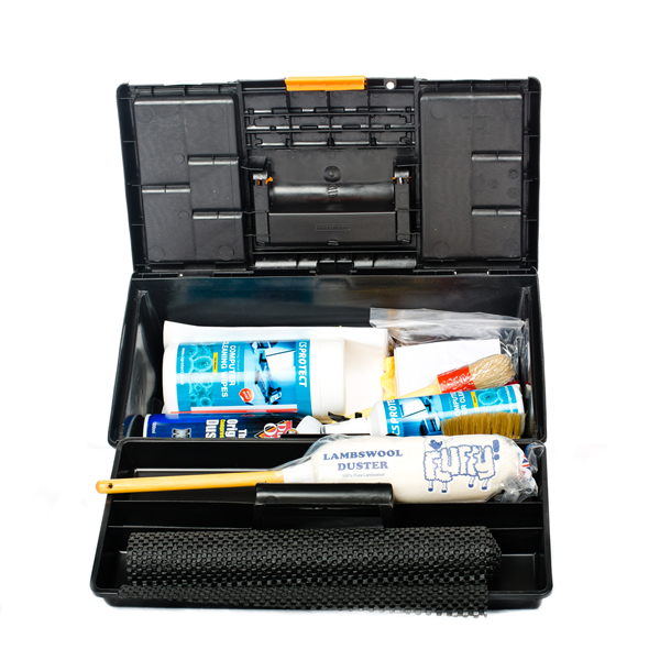 Complete Cleaning Kit - In Carry Case