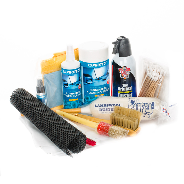 Complete Cleaning Kit - Alternative View