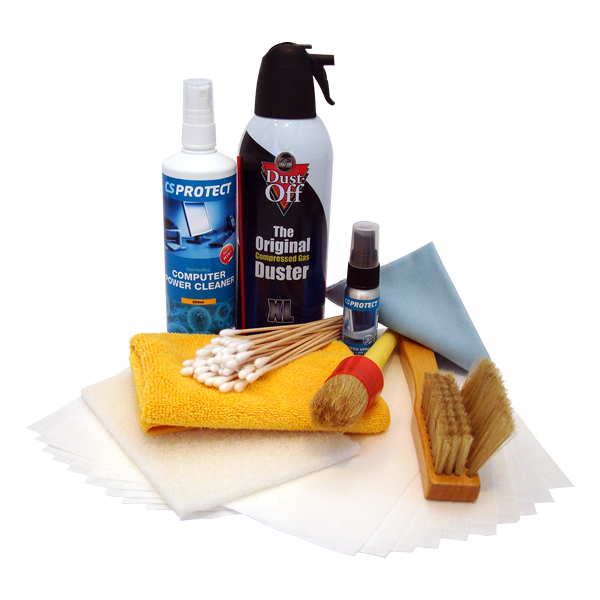 Desktop Cleaning Kit - Alternative View