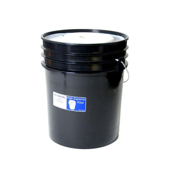 High Capacity Vacuum Standard Filter