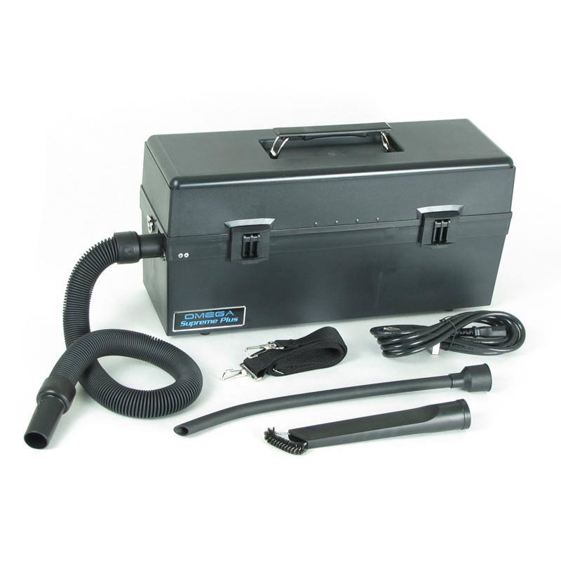Omega Supreme Vacuum Cleaner