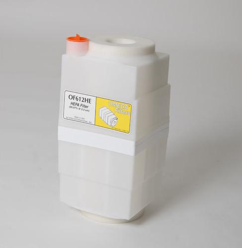 Omega Vacuum HEPA Filter