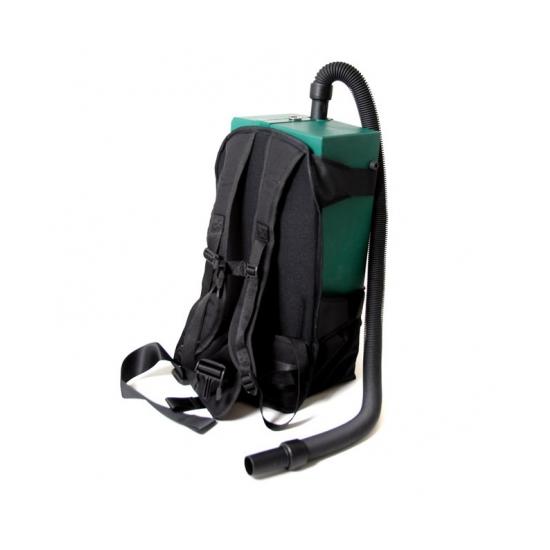 Vacuum Backpack - Rear View